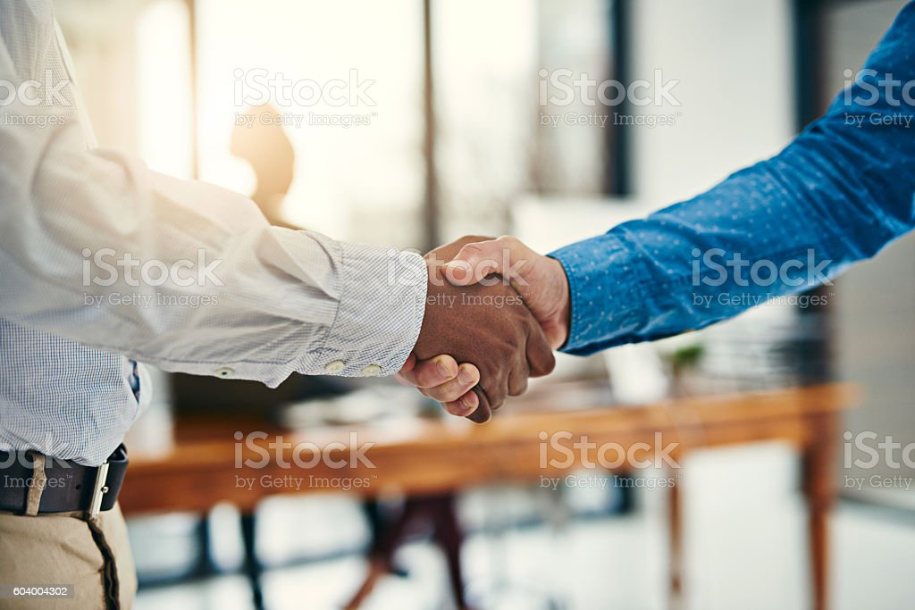 Here's to the start of great things stock photo
