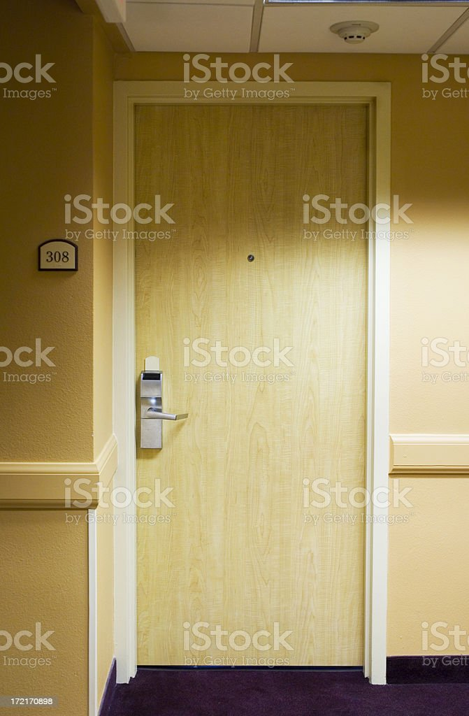 here's your room royalty-free stock photo