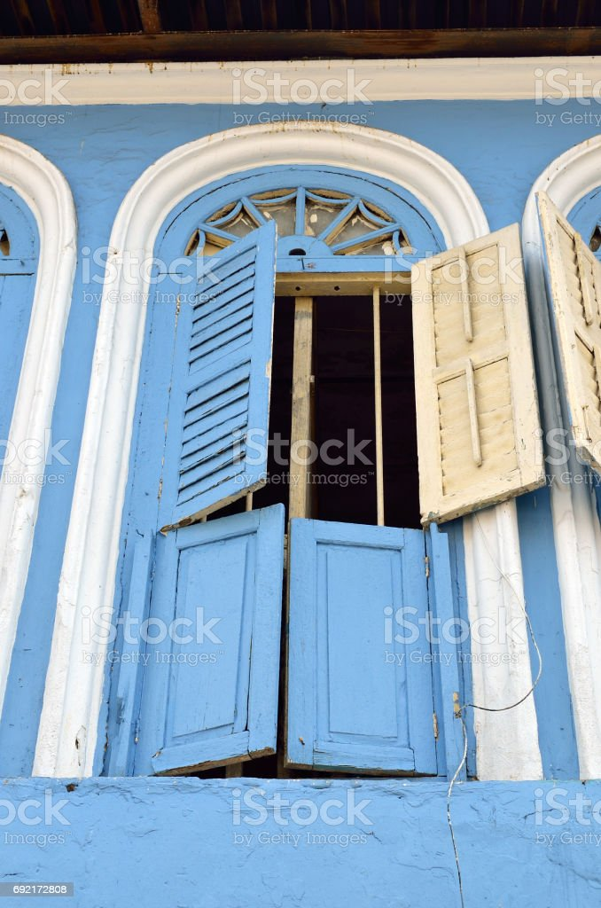Heritage of Ipoh, Malaysia - Ipoh is a city in Malaysia, approximately 200km north of Kuala Lumpur stock photo