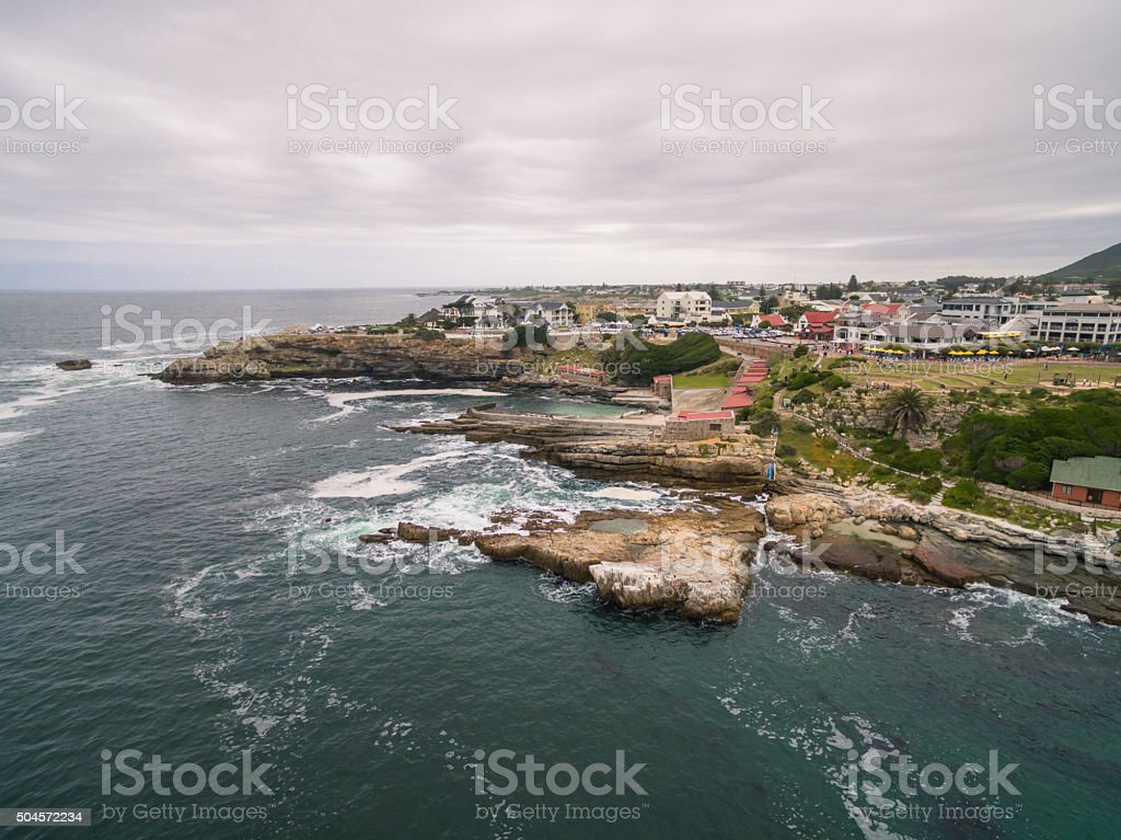 Hermanus (South Africa) stock photo