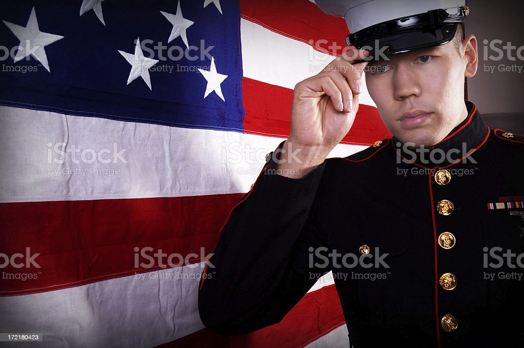 Hero royalty-free stock photo