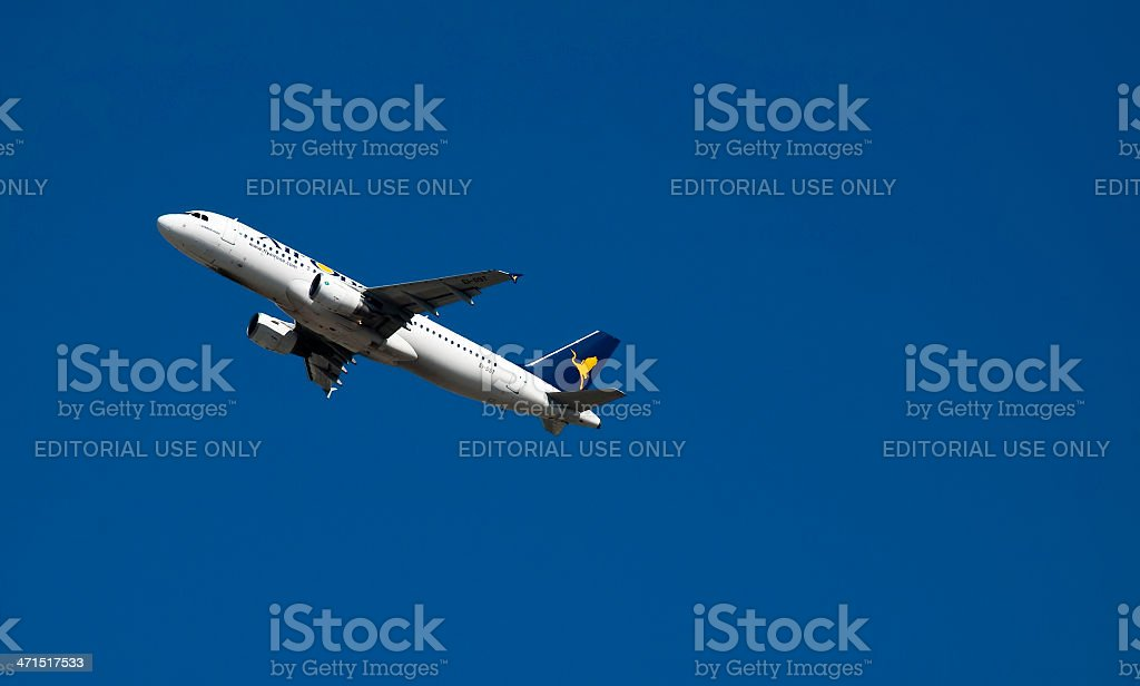 AirOne royalty-free stock photo