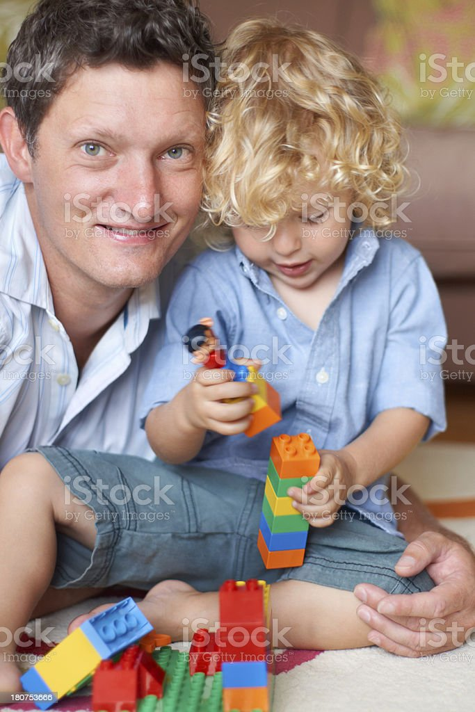He's a terrific toddler royalty-free stock photo