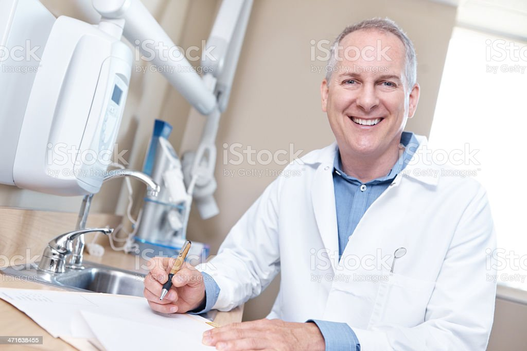 He's at the top of his game royalty-free stock photo