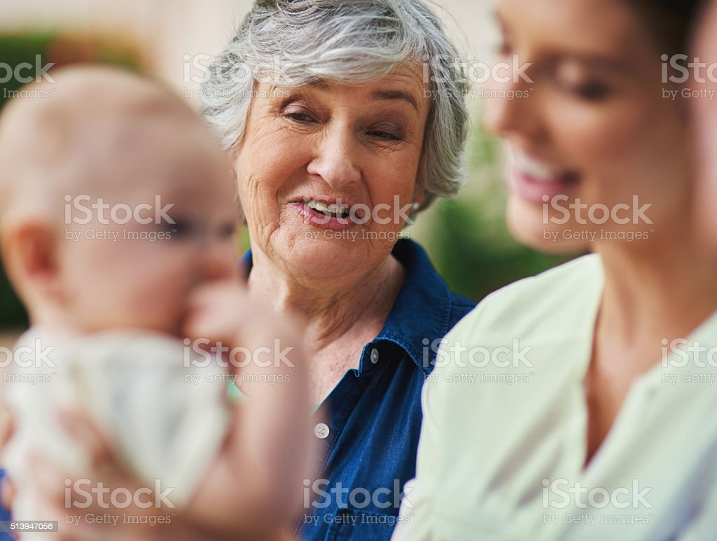 He's just so adorable! stock photo