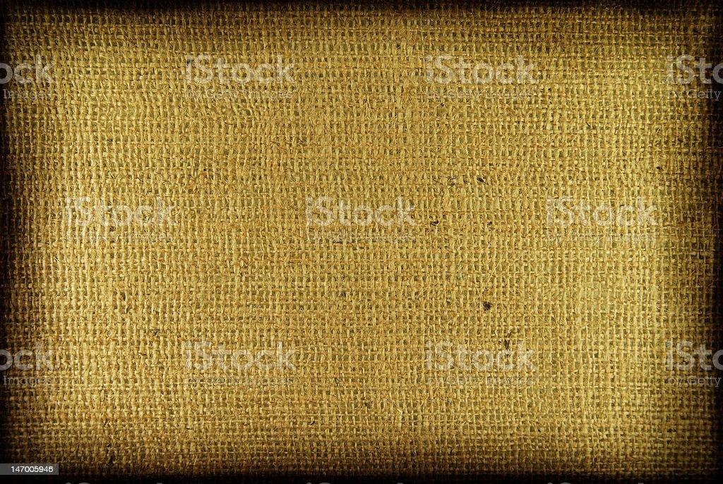 hessian fabric texture royalty-free stock photo