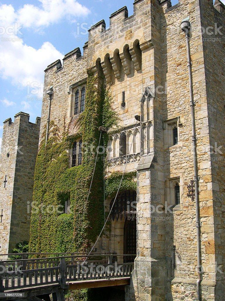 Hever Castle, Kent, UK stock photo
