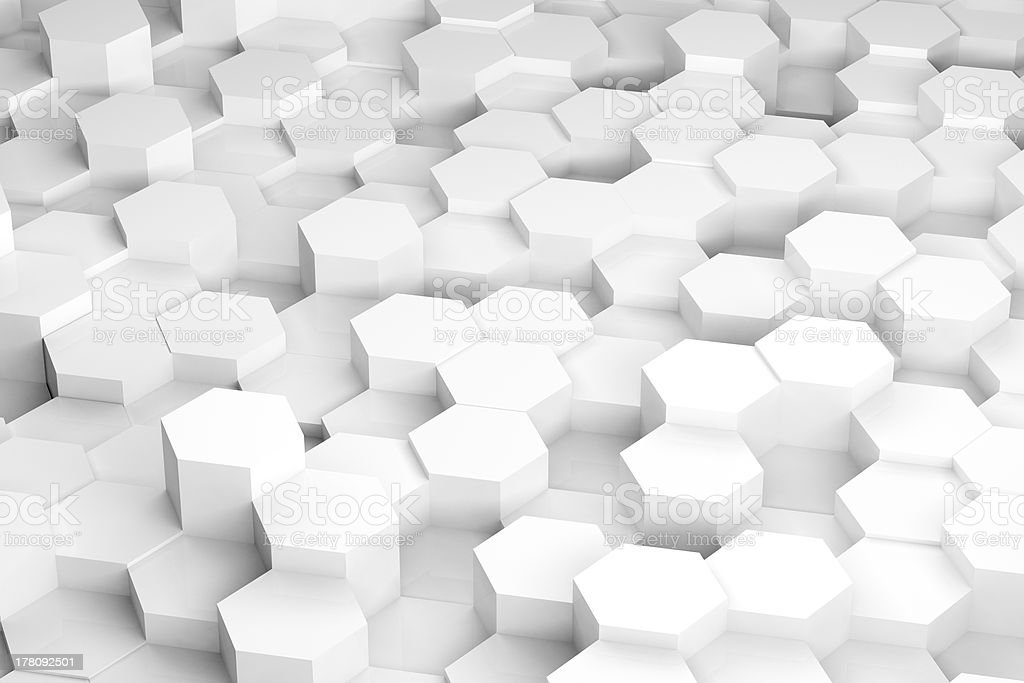Hex Forest Background royalty-free stock photo