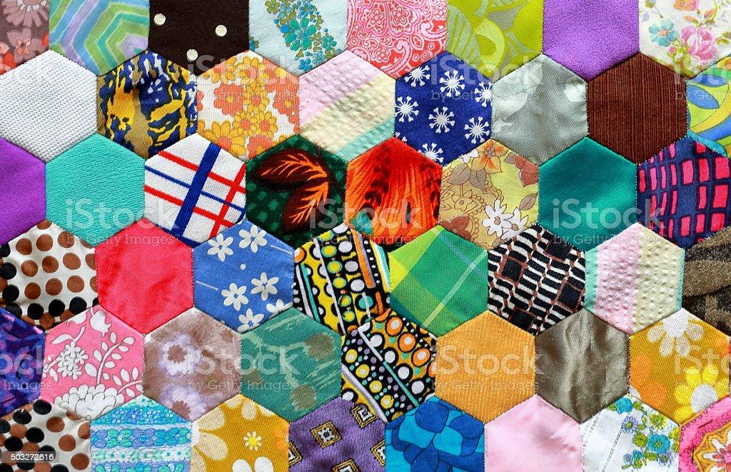 Hexagon Pattern stock photo