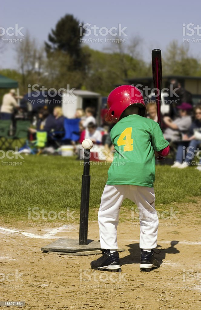 Hey Batter stock photo