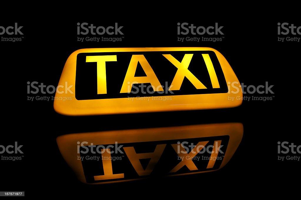 hey taxi stock photo