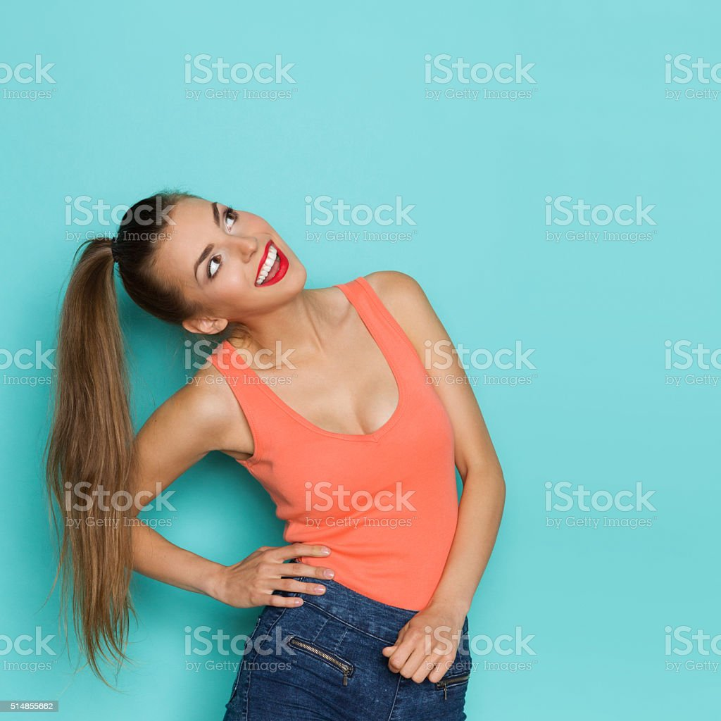 Hey! What's Up stock photo