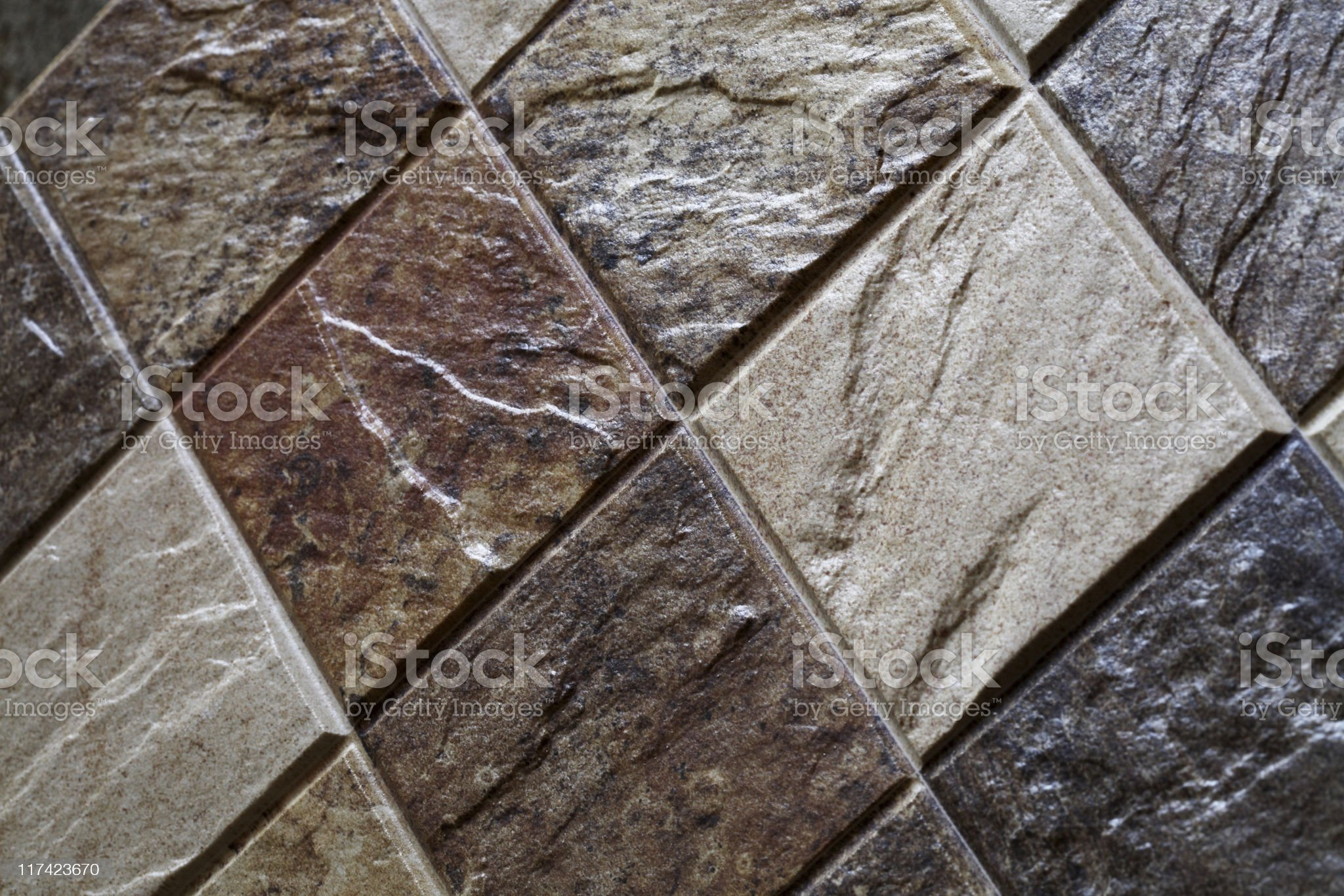 Hi class Tile royalty-free stock photo