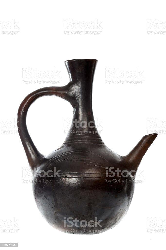 Buna pot royalty-free stock photo