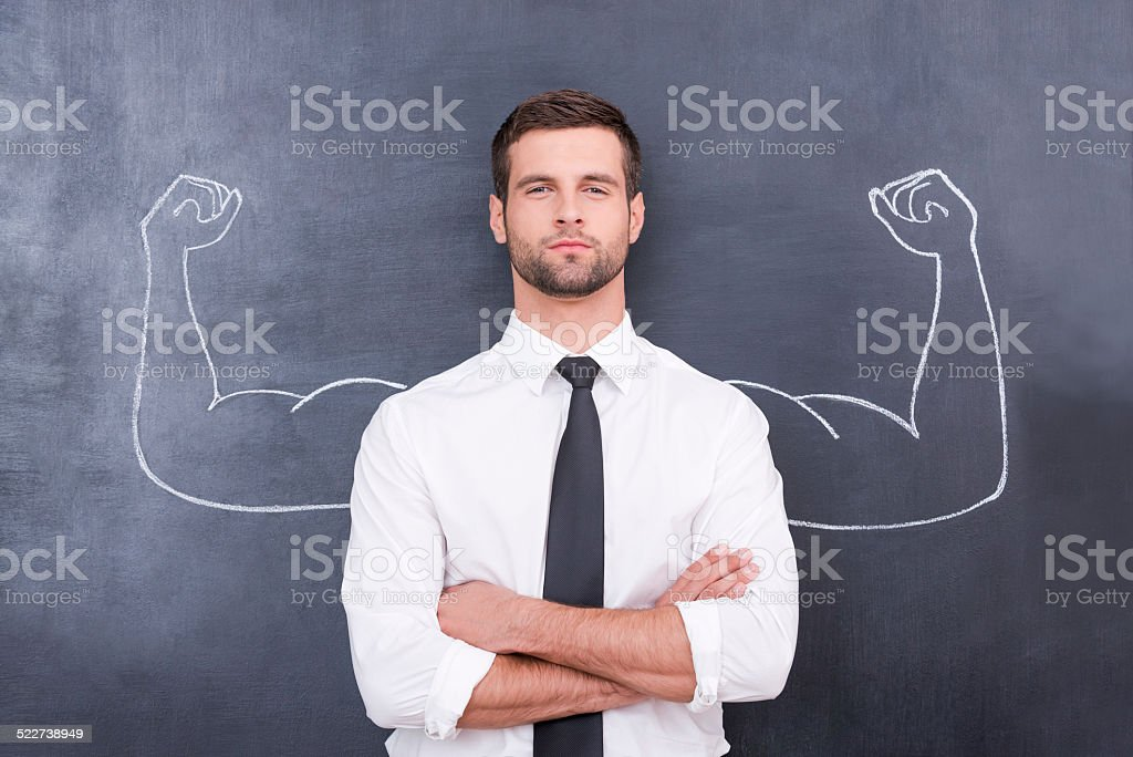 Hidden possibilities. stock photo