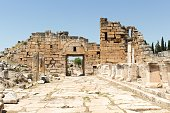 Hierapolis - North Byzantine Gate