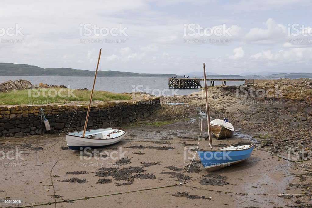 High and Dry stock photo