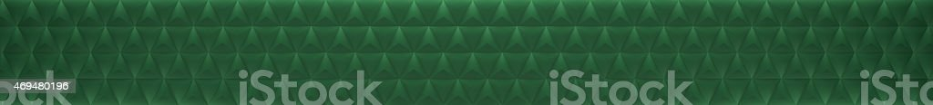 High Detail Green Panoramic Background (Website Head) stock photo