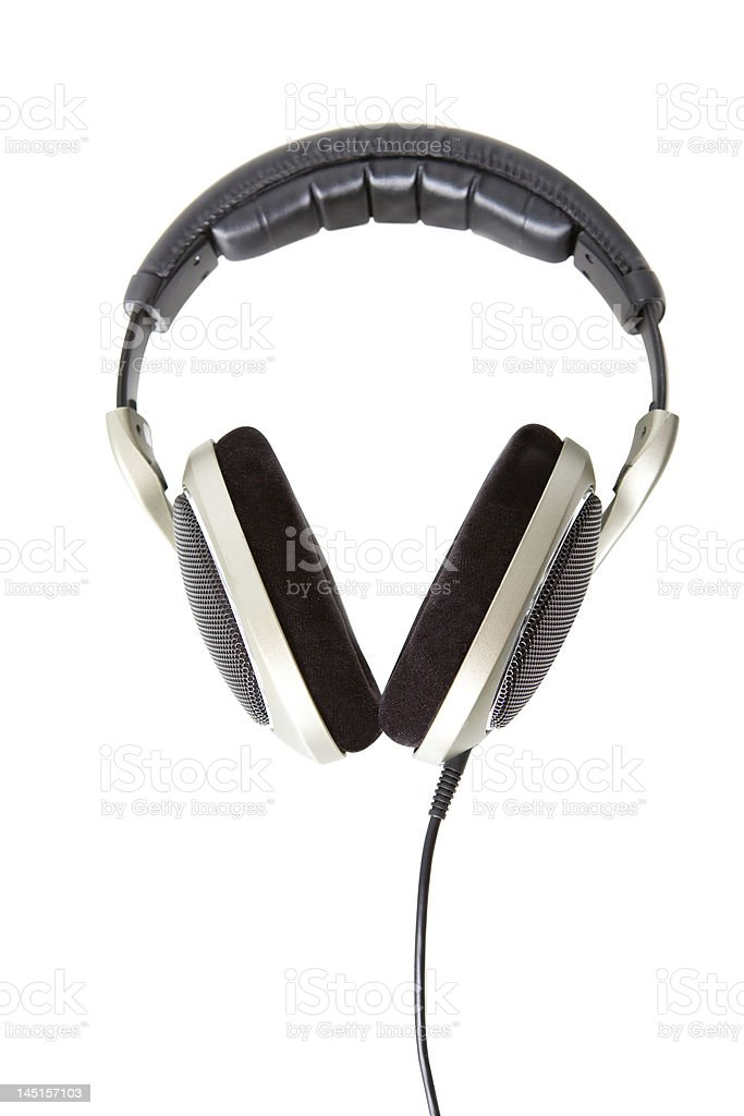 High End Headphones royalty-free stock photo