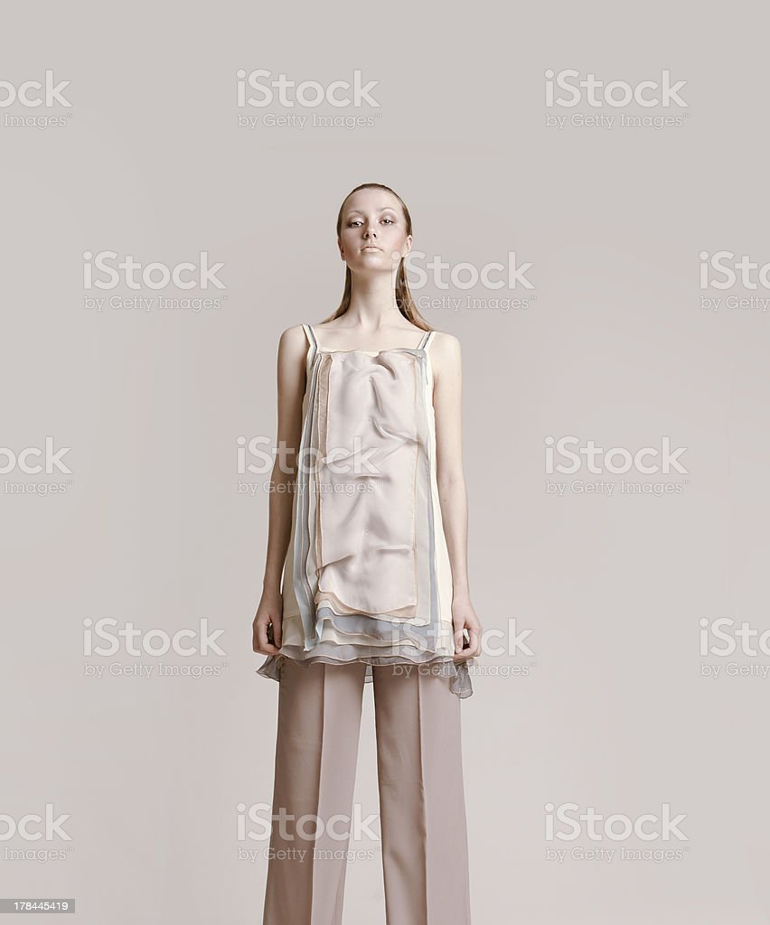 Haute Couture stock photo