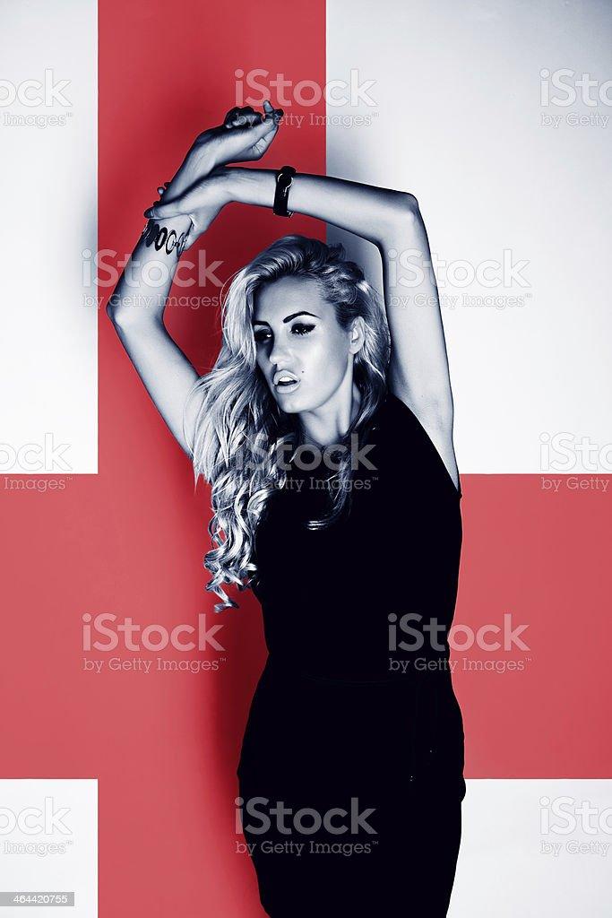 High fashion stock photo