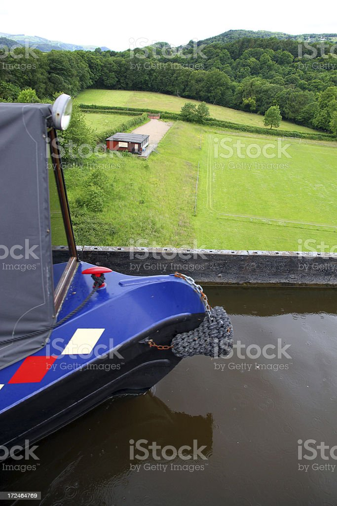 High Floating royalty-free stock photo