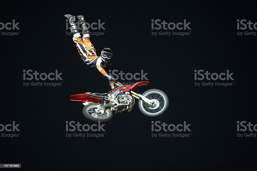 High Flyer royalty-free stock photo