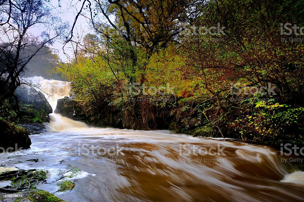 High Force stock photo