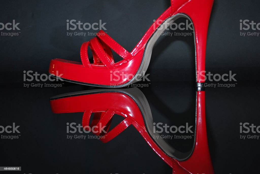 High Heel stock photo