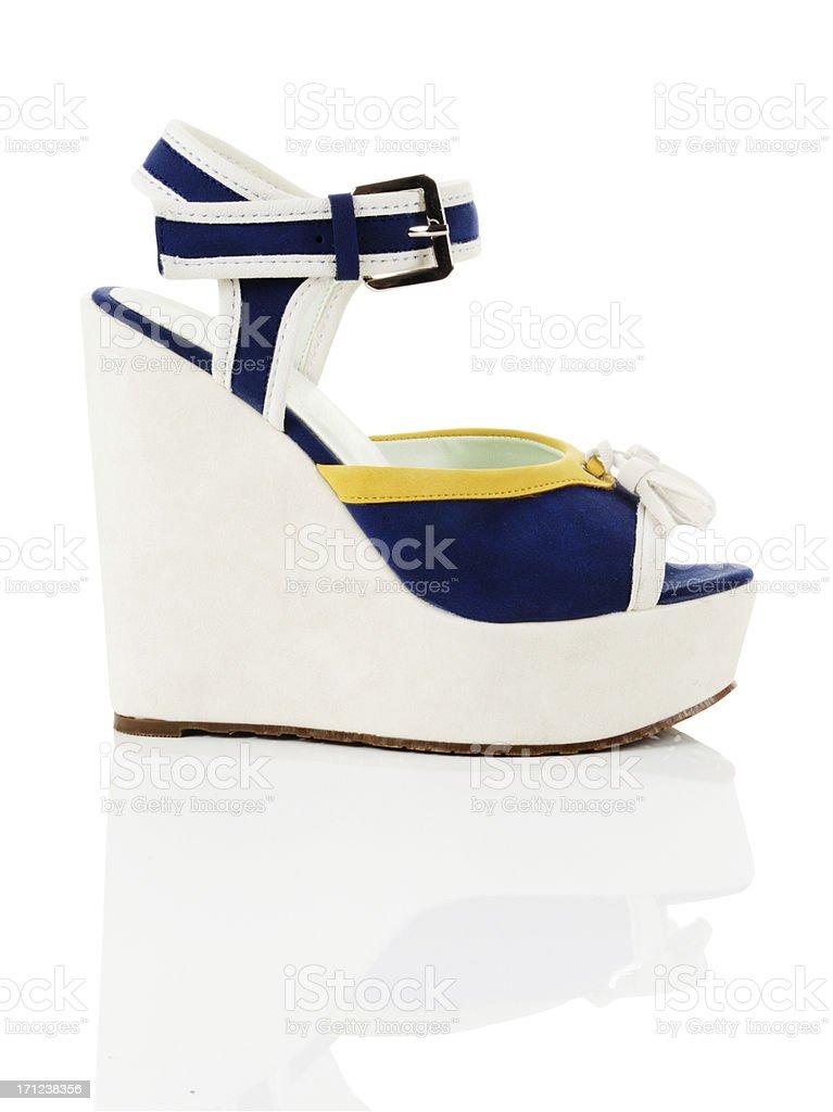High Heel Shoe stock photo