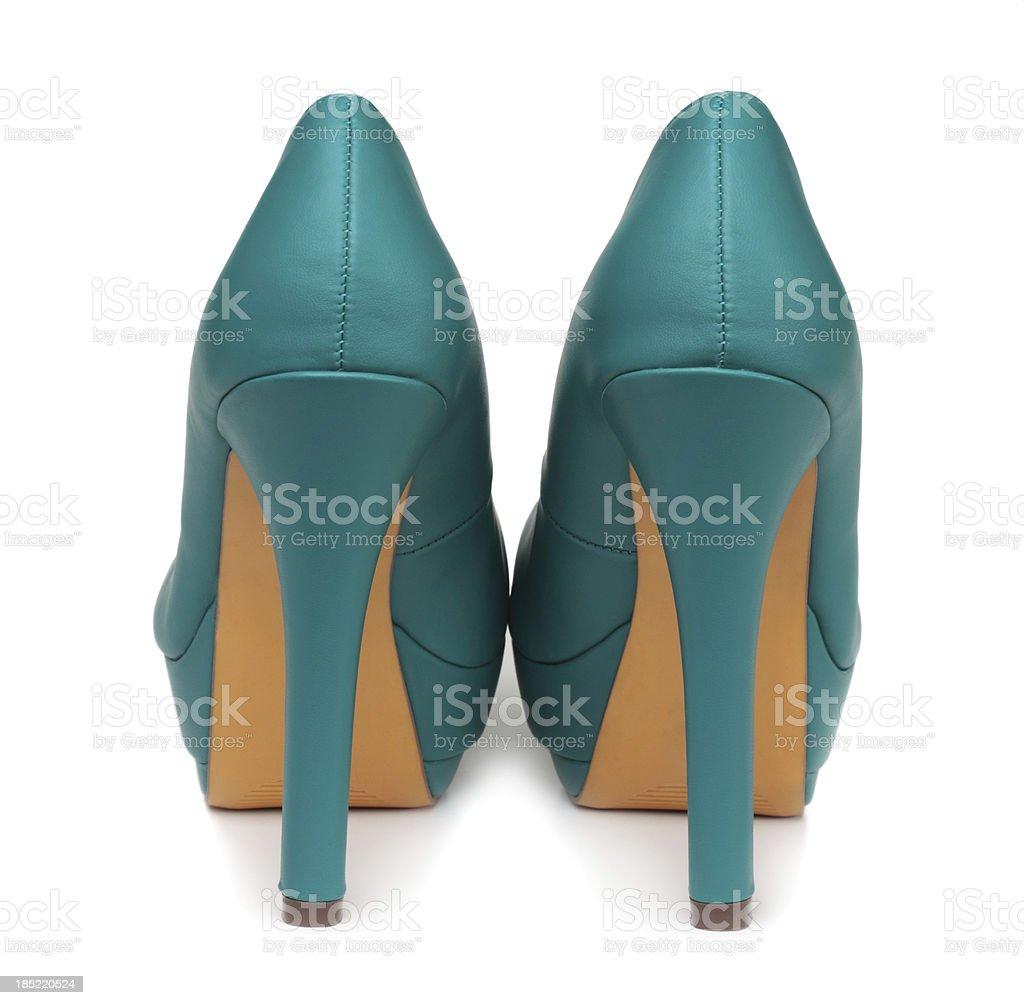 High Heel Shoes stock photo