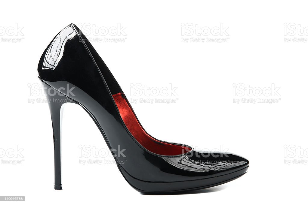 High Heel Women Shoes stock photo