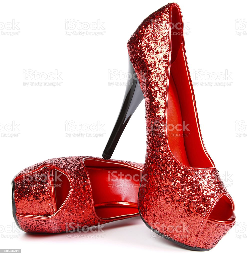 High Heels Shoes stock photo