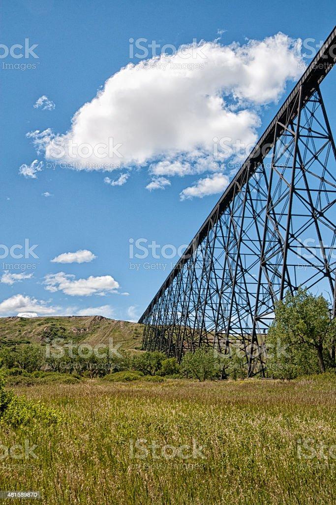 High Level Bridge stock photo