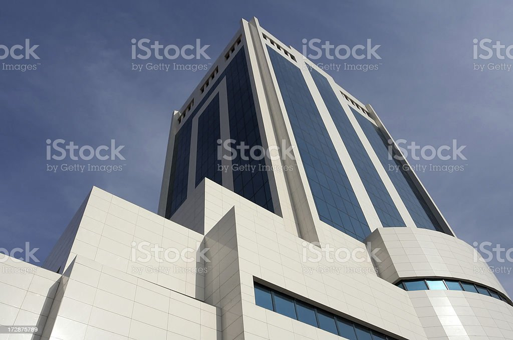 High office building royalty-free stock photo