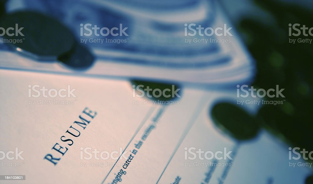 High Paying Jobs royalty-free stock photo