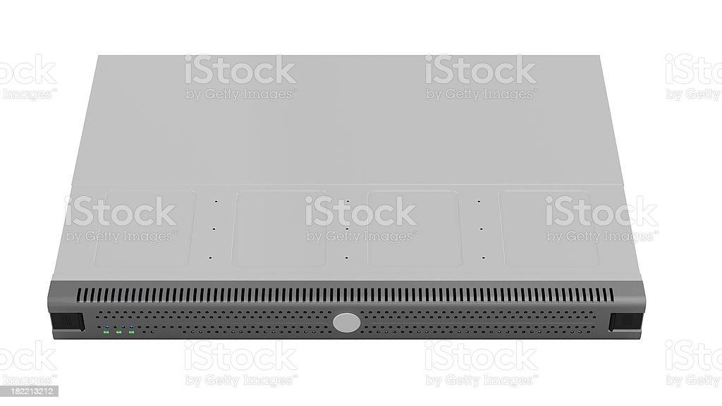 High Performance Server stock photo
