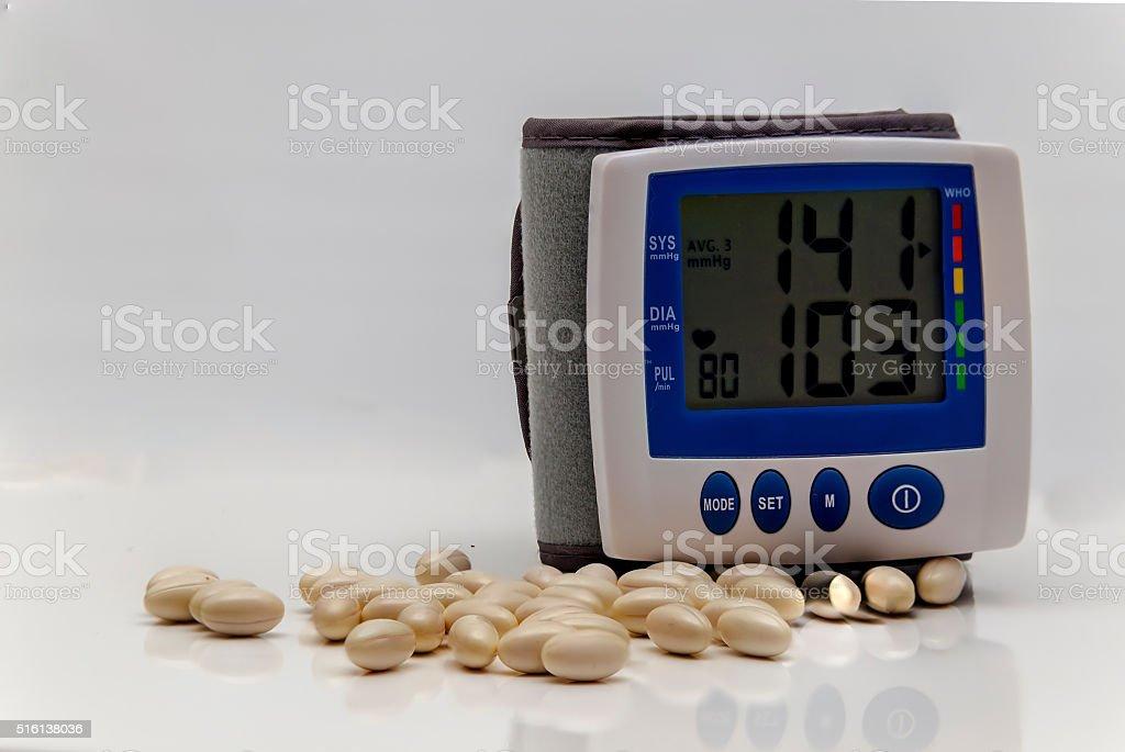 High pressure stock photo
