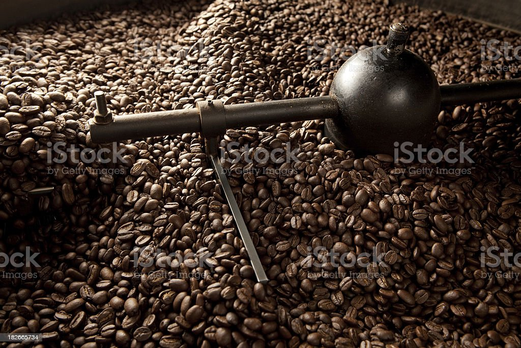 high quality coffee royalty-free stock photo
