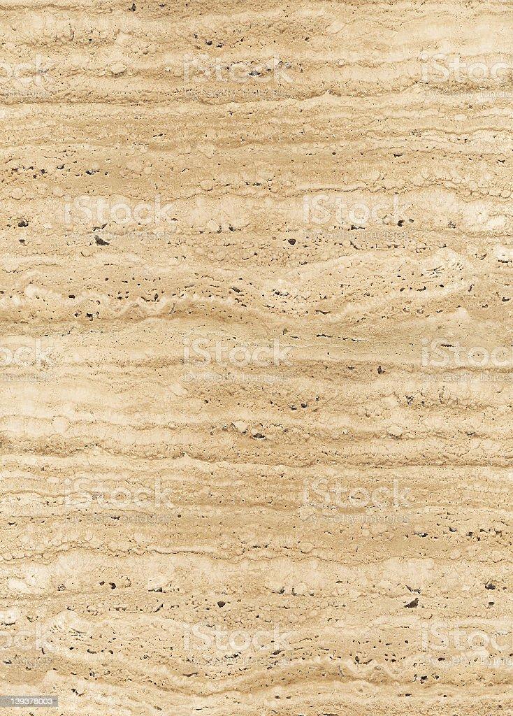 High quality travertine background stock photo
