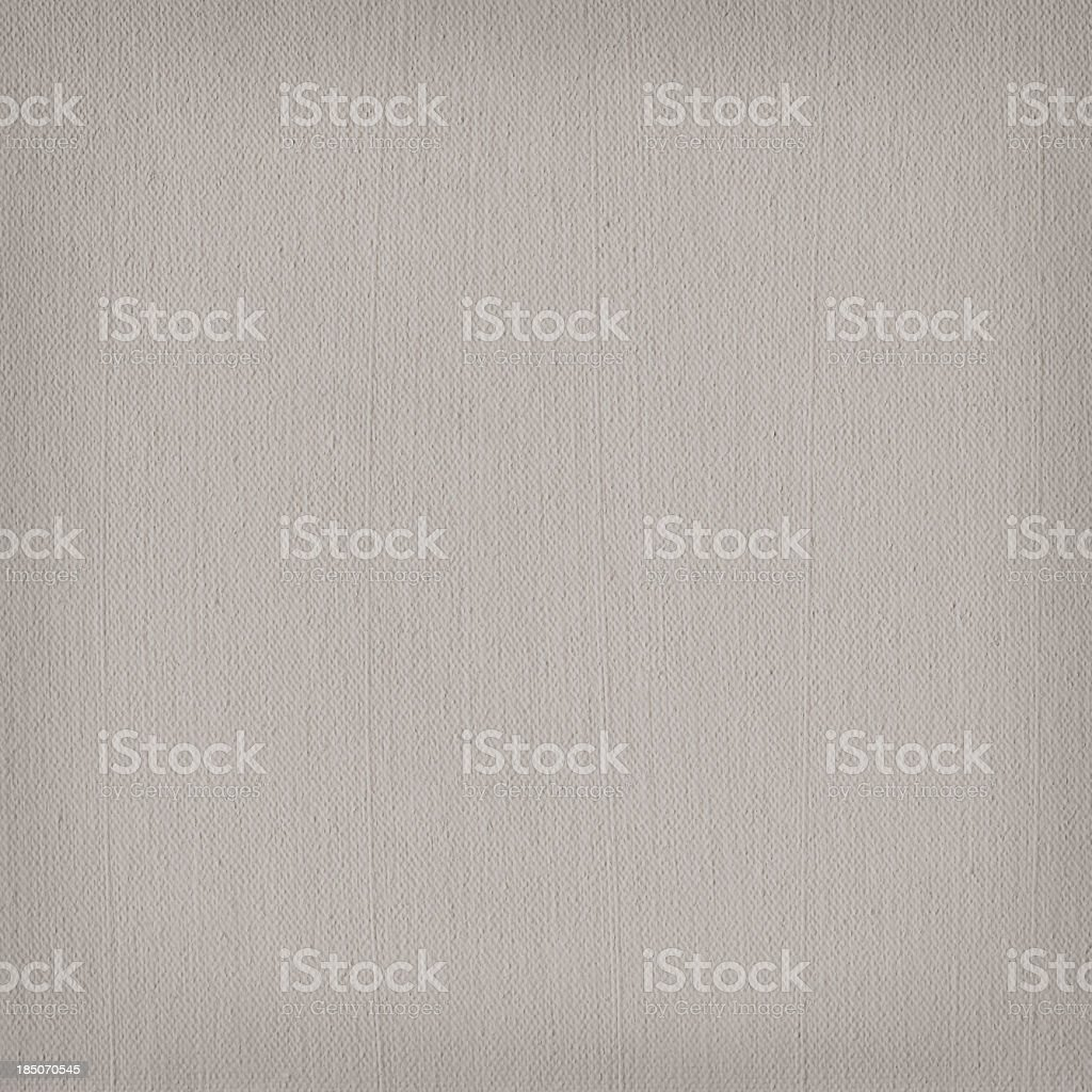High Resolution Acrylic Primed Artist's Cotton Canvas Vignette Grunge Texture royalty-free stock photo