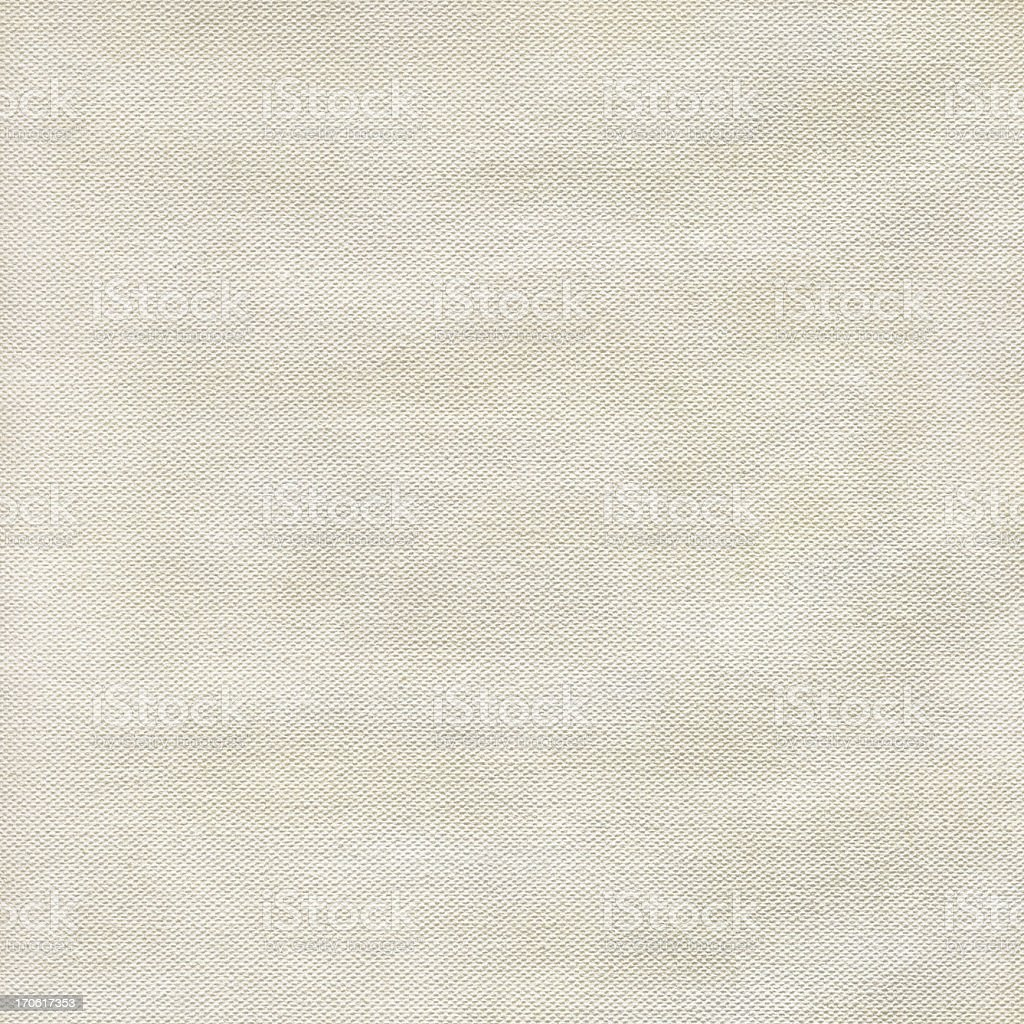 High Resolution Acrylic Primed Cotton Duck Canvas Grunge Sample stock photo