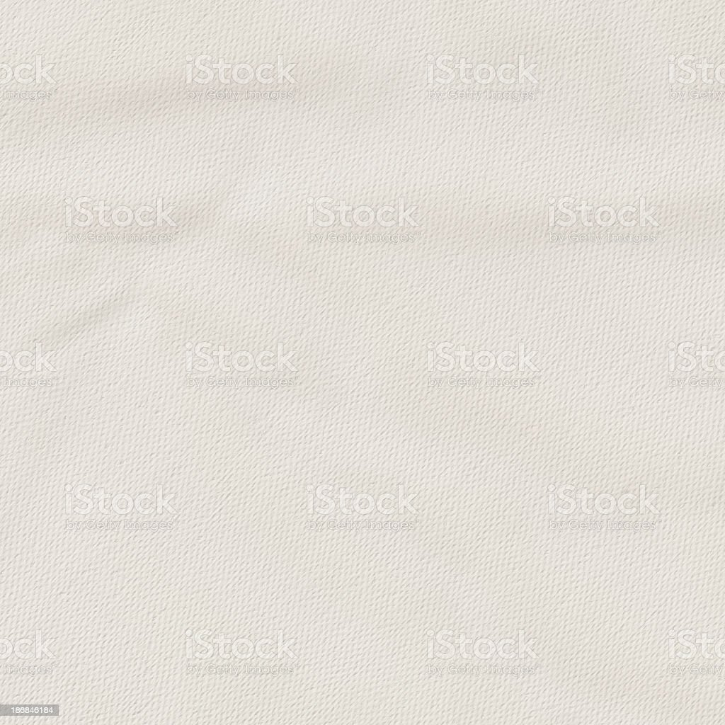 High Resolution Acrylic Primed Cotton Duck Canvas Grunge Sample royalty-free stock photo