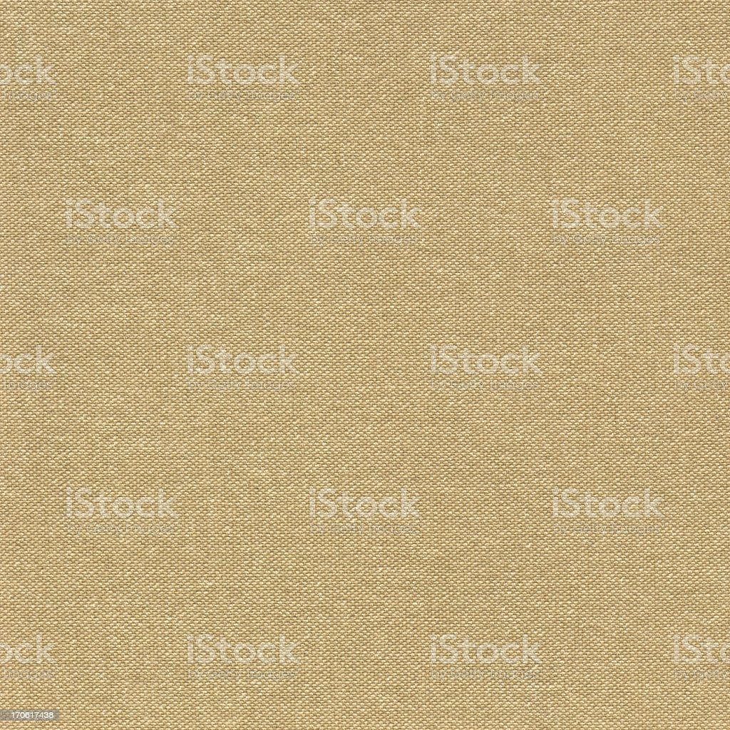 High Resolution Acrylic Primed Cotton Duck Canvas Reverse Side stock photo