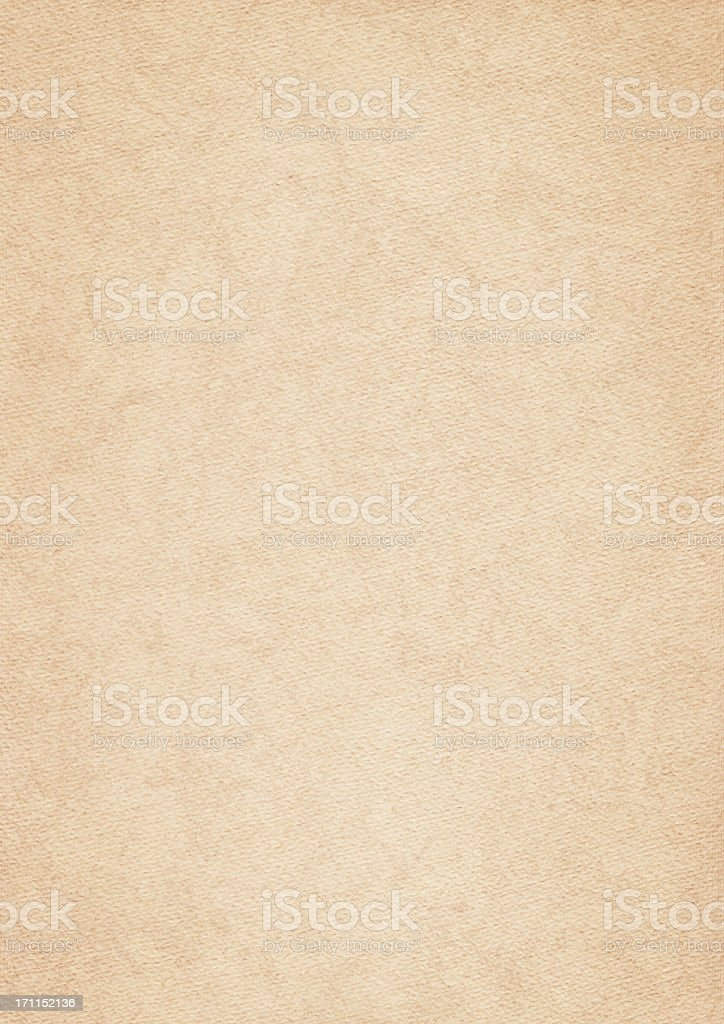 High Resolution Acrylic Primed Watercolor Paper Texture royalty-free stock photo