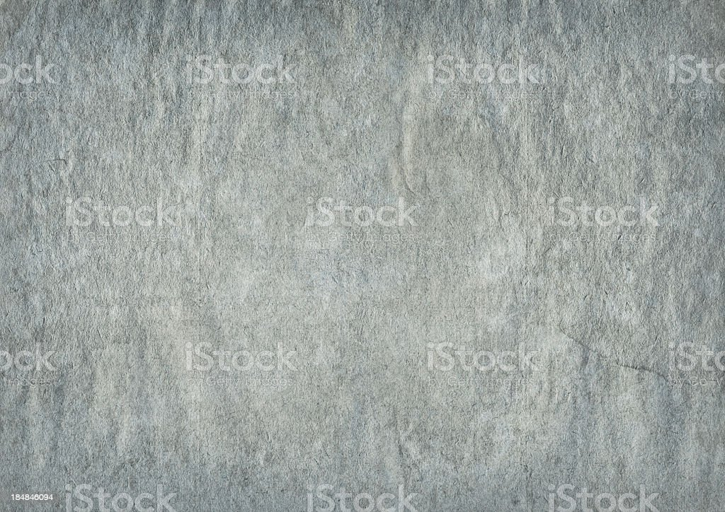 High Resolution Antique Paper Powder Blue Crumpled Vignette Grunge Texture royalty-free stock photo