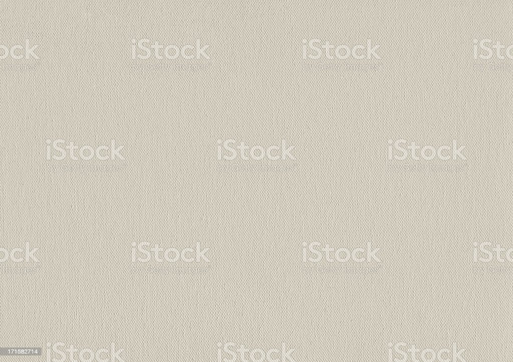 High Resolution Artist Acrylic Primed Cotton Duck Canvas stock photo