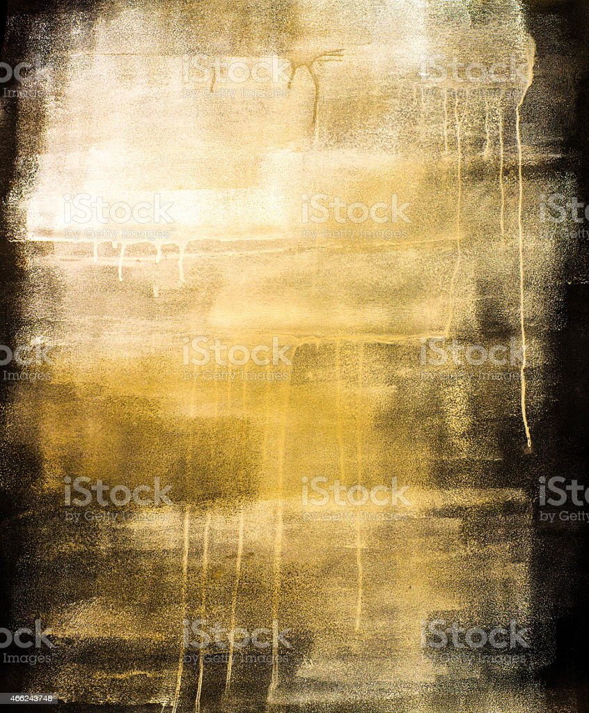 High Resolution Artistic Yellow Painted Texture Background stock photo