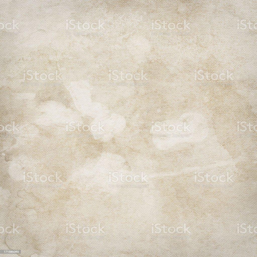High Resolution Artist's Canvas Acrylic Primed Cotton Duck Grunge Texture stock photo