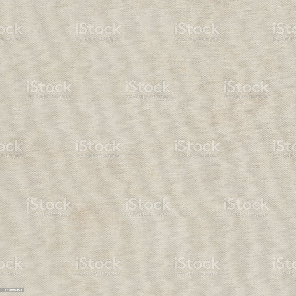 High Resolution Artist's Cotton Duck Canvas Acrylic Primed Grunge Texture stock photo